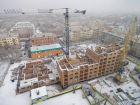 ЖК Вавиловский Дворик - ход строительства, фото 14, Февраль 2020