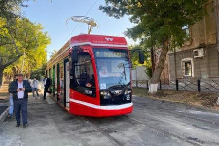 В Таганроге «Синара-ГТР» обновит трамвайный маршрут №2 - фото 1