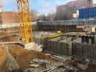 ЖК Гагарин - ход строительства, фото 50, Декабрь 2019