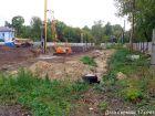 ЖК Комарово - ход строительства, фото 112, Сентябрь 2018