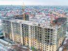 ЖК Открытие - ход строительства, фото 16, Январь 2021
