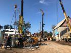 ЖК Онегин - ход строительства, фото 37, Ноябрь 2019