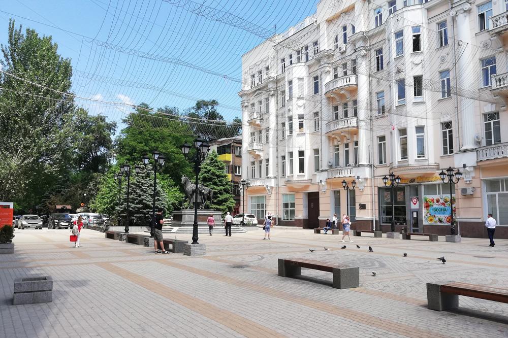 Комплексному развитию территорий в Ростове дали «зеленый свет»