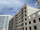 Ход строительства дома № 4 в ЖК Корабли - фото 9, Июль 2021