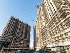 Ход строительства дома Литер 1 в ЖК Первый - фото 54, Ноябрь 2018