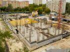 Ход строительства дома № 1 первый пусковой комплекс в ЖК Маяковский Парк - фото 91, Сентябрь 2020