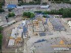 Ход строительства дома Литер 1 в ЖК Звезда Столицы - фото 121, Июнь 2018
