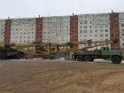 Ход строительства дома № 67 в ЖК Рубин - фото 90, Март 2015