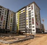 Ход строительства дома Позиция 8 в ЖК Бабяково. Зеленый квартал -