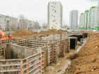 ЖК Инстеп. Звездный - ход строительства, фото 42, Январь 2020