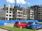 Ход строительства дома № 3 (по генплану) в ЖК На Вятской - фото 49, Август 2016