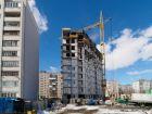 ЖК Каскад на Волжской - ход строительства, фото 45, Март 2018