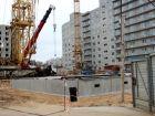 Ход строительства дома № 5 в ЖК Мончегория - фото 8, Ноябрь 2018