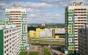 Квартиры в сданном доме от 1,6 млн.руб.<br>Современные детские сады с бассейнами. Школа на 3000 мест.