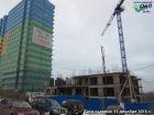 Ход строительства дома № 8 в ЖК Красная поляна - фото 142, Декабрь 2015