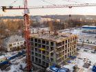 Ход строительства дома № 1 первый пусковой комплекс в ЖК Маяковский Парк - фото 67, Декабрь 2020