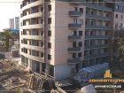 ЖК Центральный-2 - ход строительства, фото 77, Сентябрь 2018