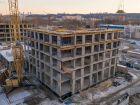 Ход строительства дома № 1 второй пусковой комплекс в ЖК Маяковский Парк - фото 74, Декабрь 2020