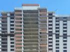 Ход строительства дома № 1 корпус 1 в ЖК Жюль Верн - фото 64, Июль 2016