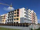 Ход строительства дома № 1 в ЖК Удачный 2 - фото 107, Август 2019