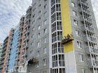 Ход строительства дома № 3 в ЖК Корабли - фото 6, Август 2021