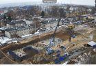 Ход строительства дома № 2 в ЖК Заречье - фото 29, Апрель 2021