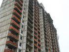 Ход строительства дома № 1 корпус 1 в ЖК Жюль Верн - фото 88, Март 2016
