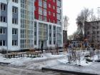 Ход строительства дома № 1 в ЖК Клевер - фото 4, Декабрь 2019