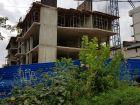 Ход строительства дома №1 в ЖК Премиум - фото 106, Август 2017