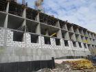 ЖК Университетский - ход строительства, фото 22, Апрель 2021