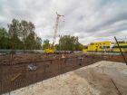 ЖК Каскад на Ленина - ход строительства, фото 157, Сентябрь 2018