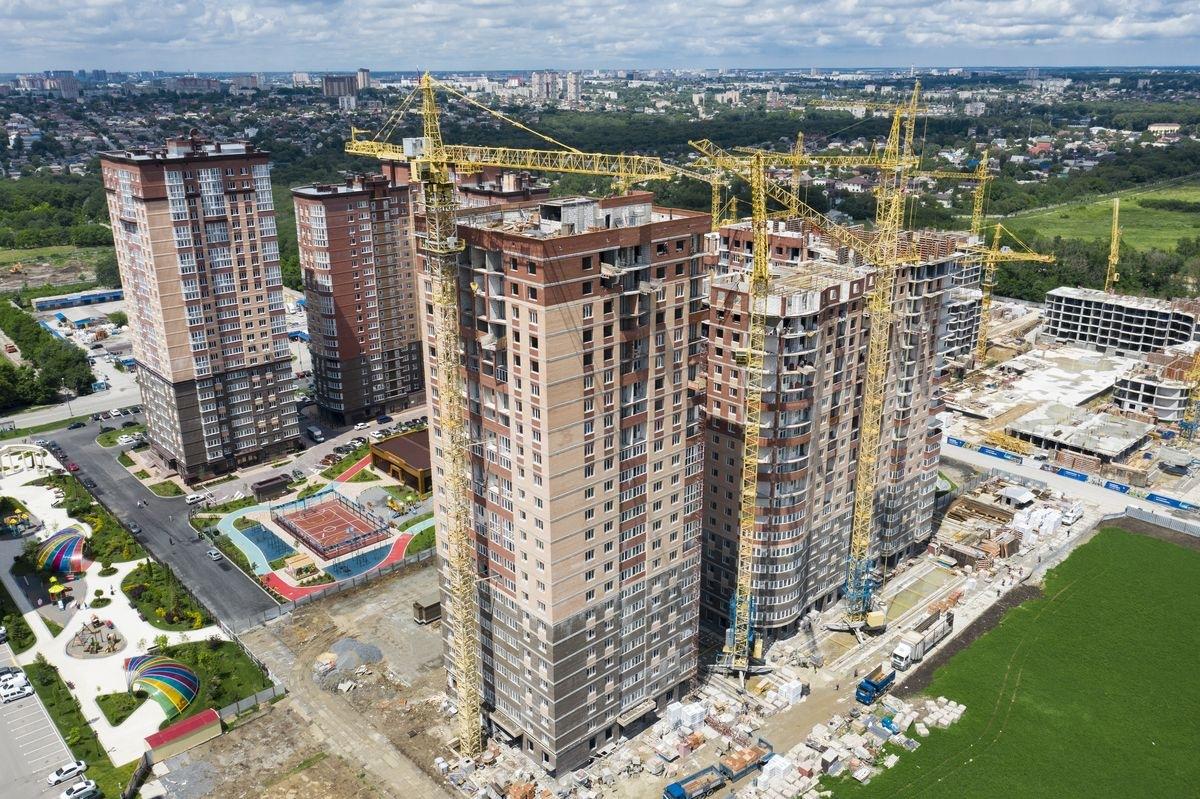 Июнь охладил спрос на квартиры в новостройках Ростова: число ДДУ продолжает сокращаться - фото 1