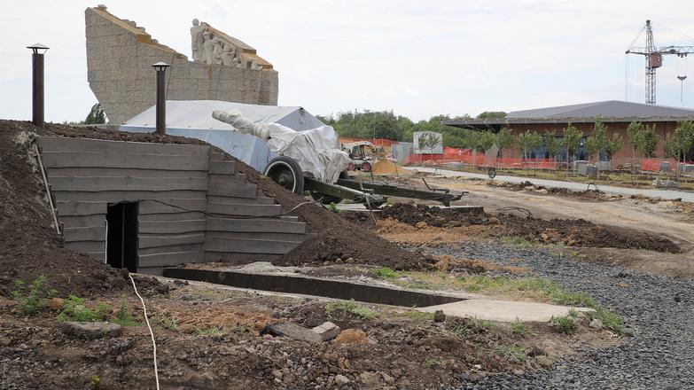 Выставочный центр построят на территории «Самбекских высот» в Ростовской области