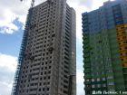 Ход строительства дома № 8 в ЖК Красная поляна - фото 109, Июль 2016