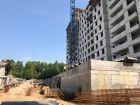 Ход строительства дома № 3 в ЖК Квартет - фото 2, Июль 2021