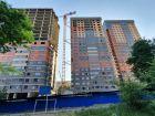 Ход строительства дома № 2 в ЖК Аврора - фото 3, Июль 2020