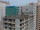 Ход строительства дома 60/2 в ЖК Москва Град - фото 59, Июль 2018