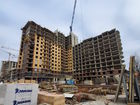 Ход строительства дома Литер 2 в ЖК Династия - фото 24, Декабрь 2019