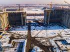 Ход строительства дома Литер 4 в ЖК Самолет 2 - фото 19, Декабрь 2020