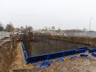 ЖК КМ Молодежный, 76 - ход строительства, фото 18, Март 2020