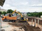 Ход строительства дома № 1 в ЖК Книги - фото 1, Июль 2020