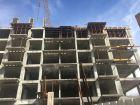 Ход строительства дома № 3 в ЖК Солнечный - фото 57, Апрель 2017