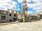 Ход строительства дома № 4 в ЖК Мончегория - фото 10, Июль 2018