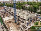 ЖК Клубный дом на Мечникова - ход строительства, фото 9, Июнь 2021
