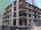 Ход строительства дома № 2 в ЖК Красная поляна - фото 59, Январь 2016