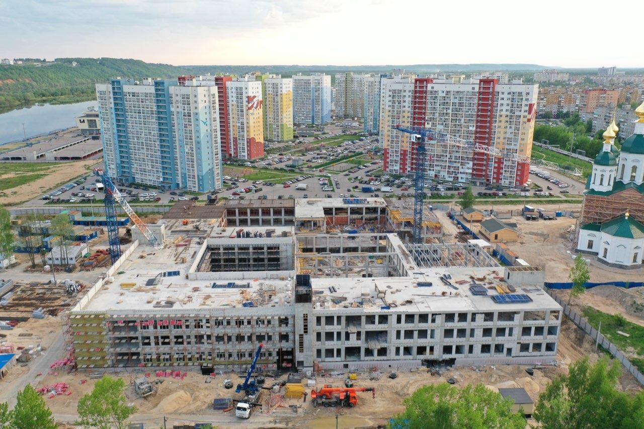 Вице-премьер Хуснуллин пообещал сдать 90 млн «квадратов» жилья в 2022 году