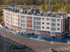 Ход строительства дома № 3 в ЖК Ватсон - фото 24, Ноябрь 2020
