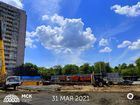 ЖК Кристалл 2 - ход строительства, фото 7, Июнь 2021