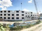 ЖК Янтарный - ход строительства, фото 38, Август 2017