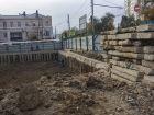 ЖК Островский - ход строительства, фото 114, Октябрь 2018